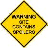 WARNING - SPOILERS