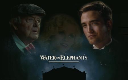 création de fans... water for Elephants Deskrob-2010dec06