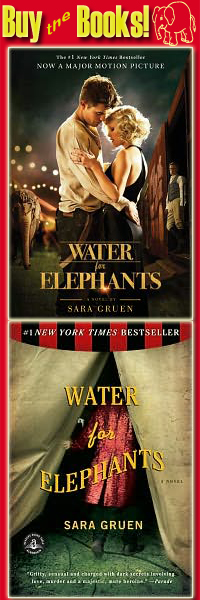 Buy Water for Elephants Books